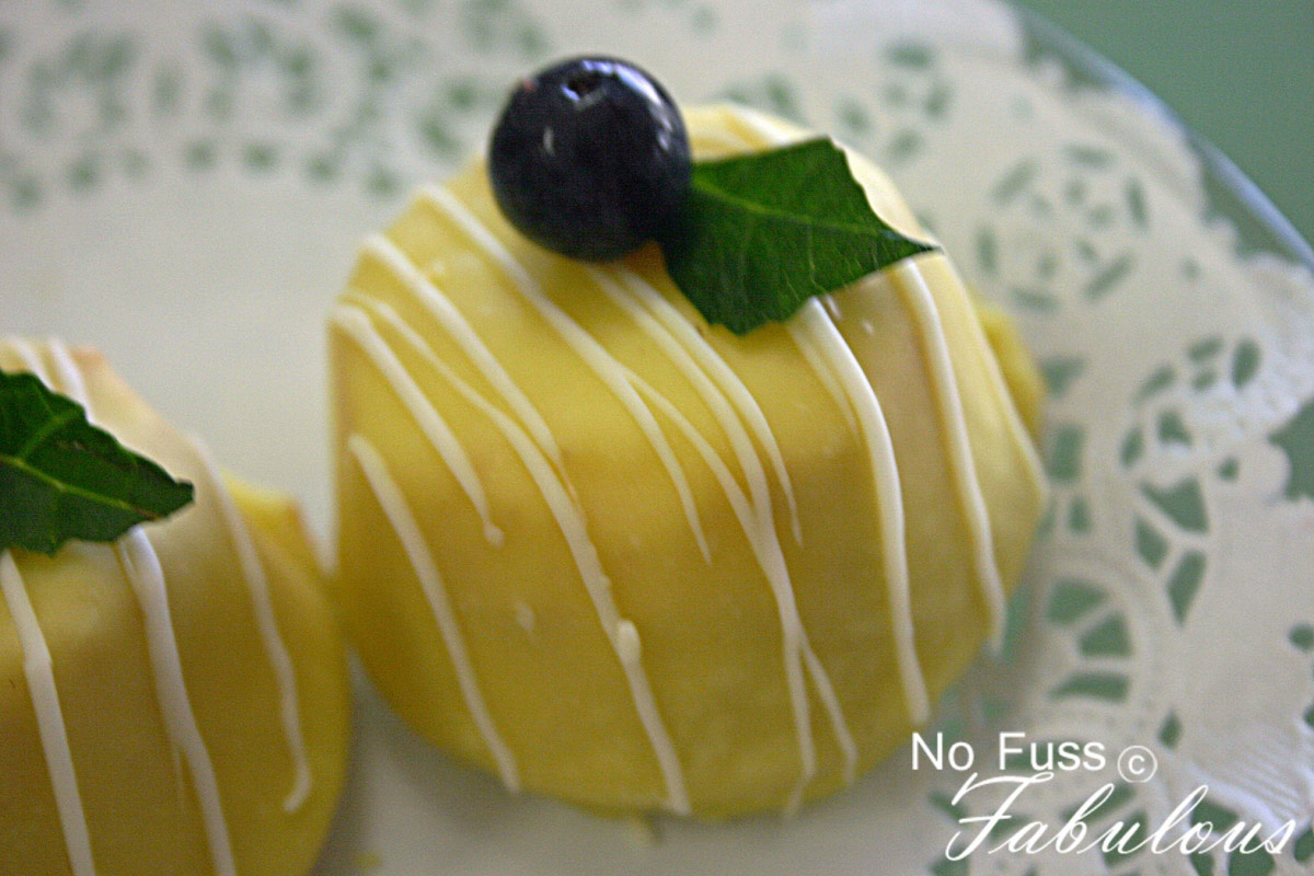 Costco Lemon Cake Bites Recipe