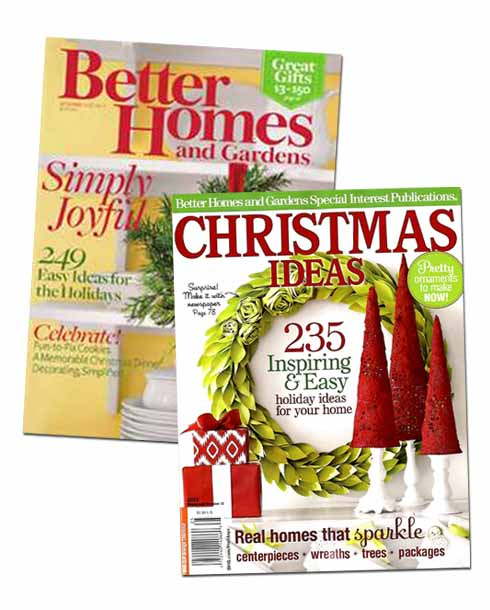 Better Homes and Gardens Christmas Ideas Interview – Loralee Lewis