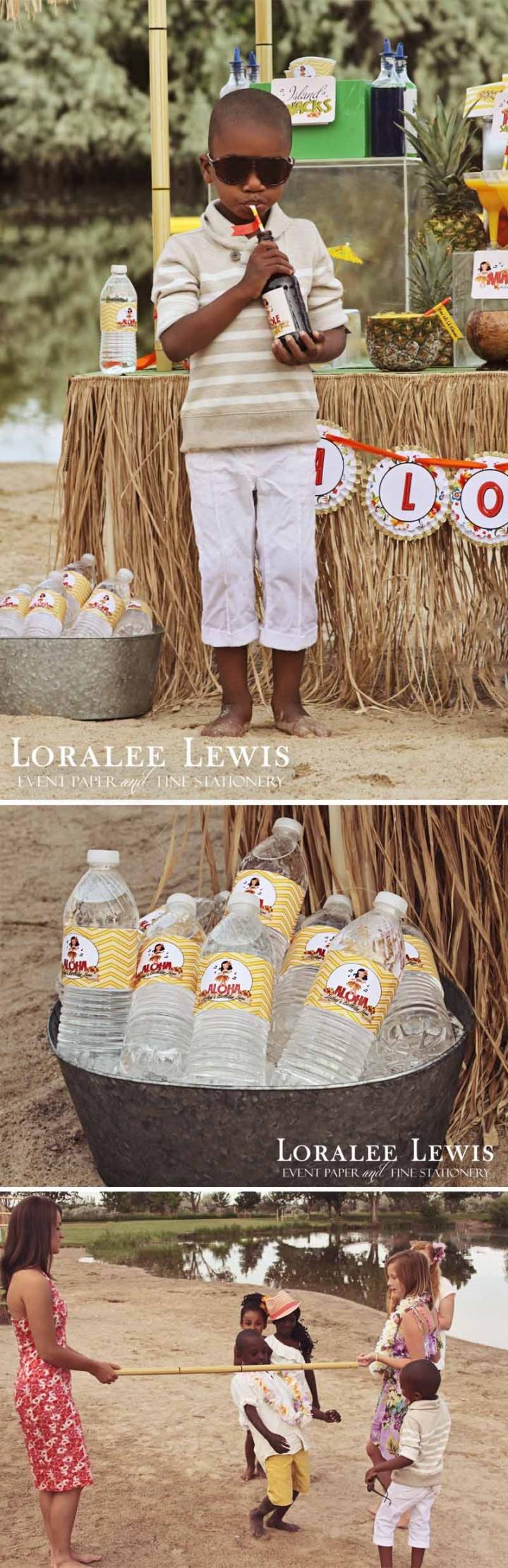 LoraleeLewisAlohaLuauParty5