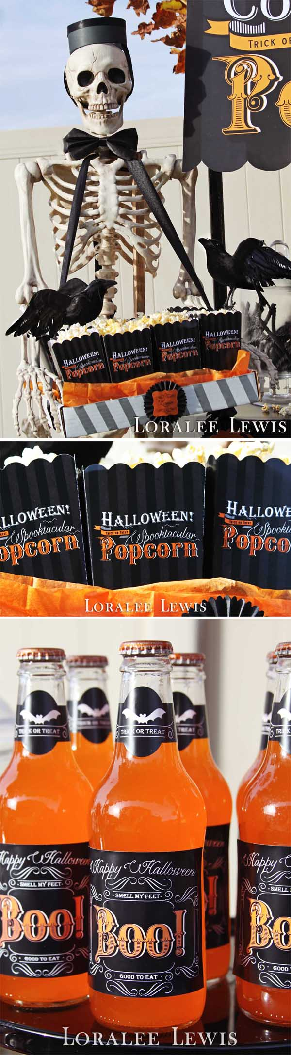 Let's Go to the Movies! A Halloween Drive-In Party! – Loralee Lewis