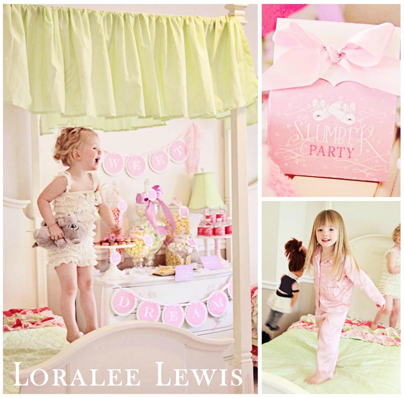 LoraleeLewisSlumberParty6