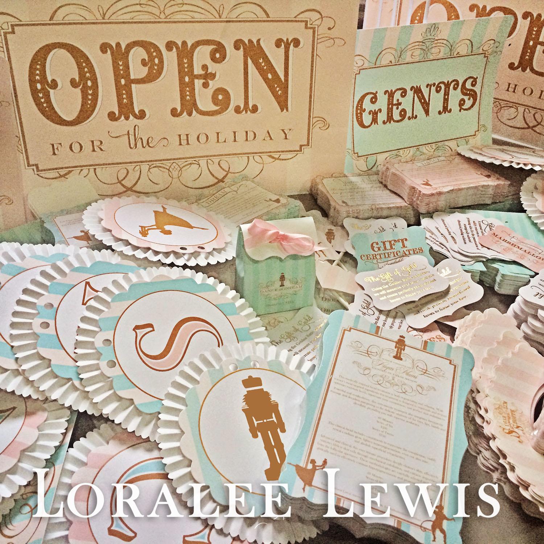 Loralee Lewis Nordstrom Order