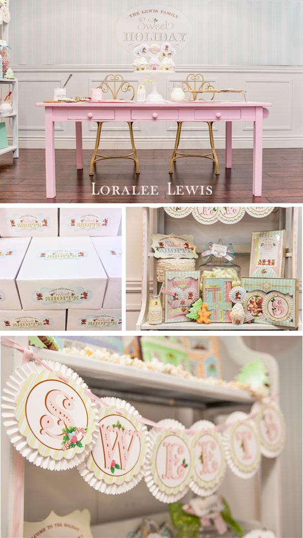 LoraleeLewisGingerbreadParty5