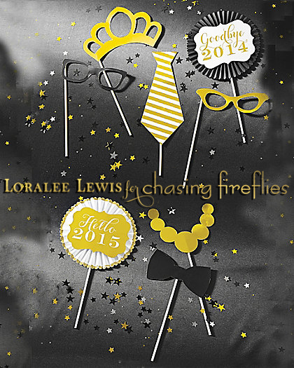 Loralee Lewis New Year's Collection exclusive for Chasing Fireflies