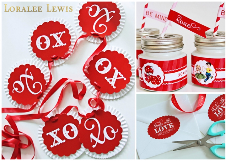 Everything you need for Valentines at Loralee Lewis! www.LoraleeLewis.com