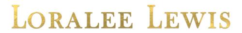 Loralee Lewis logo