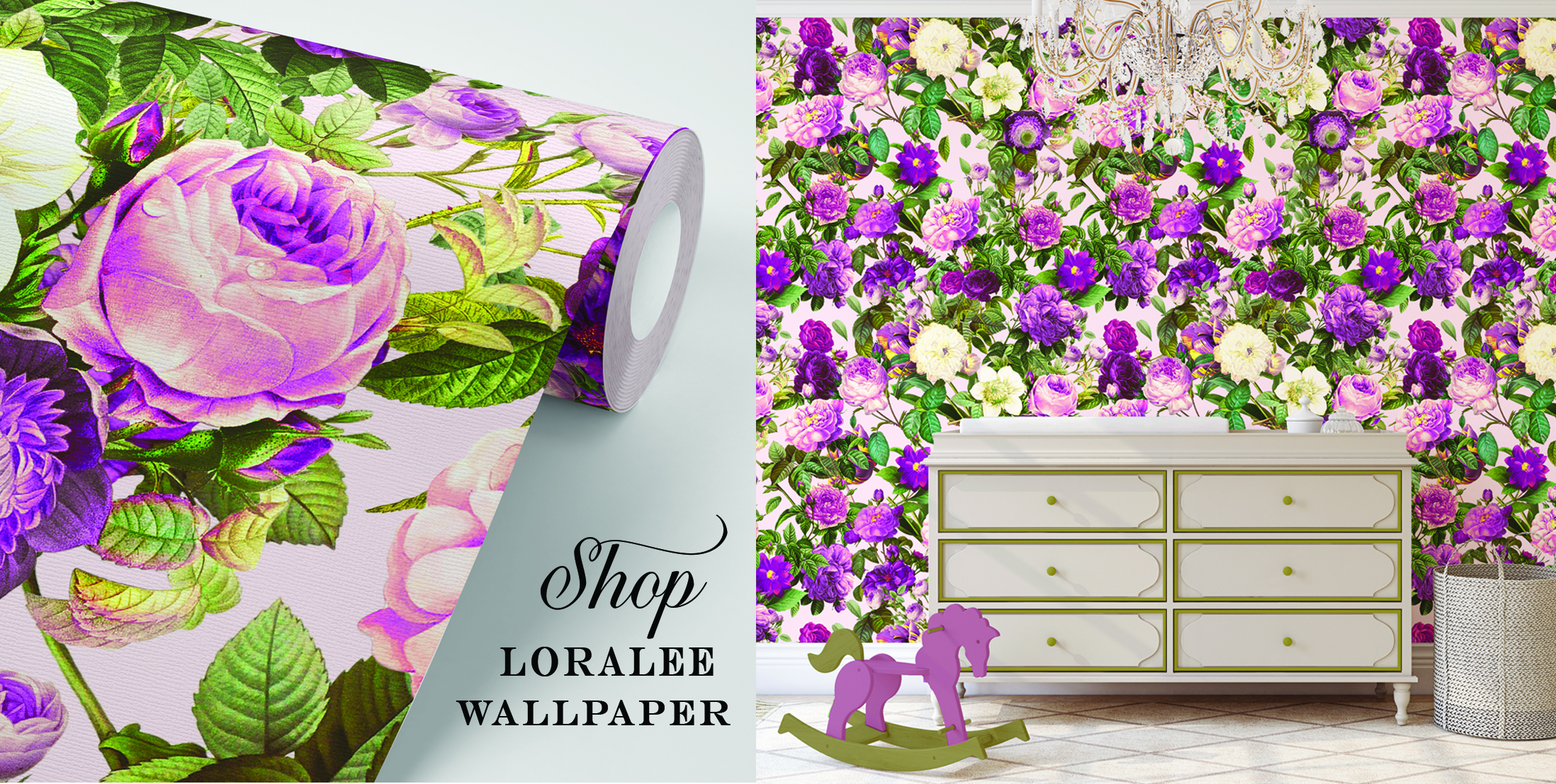 Shop Wallpaper