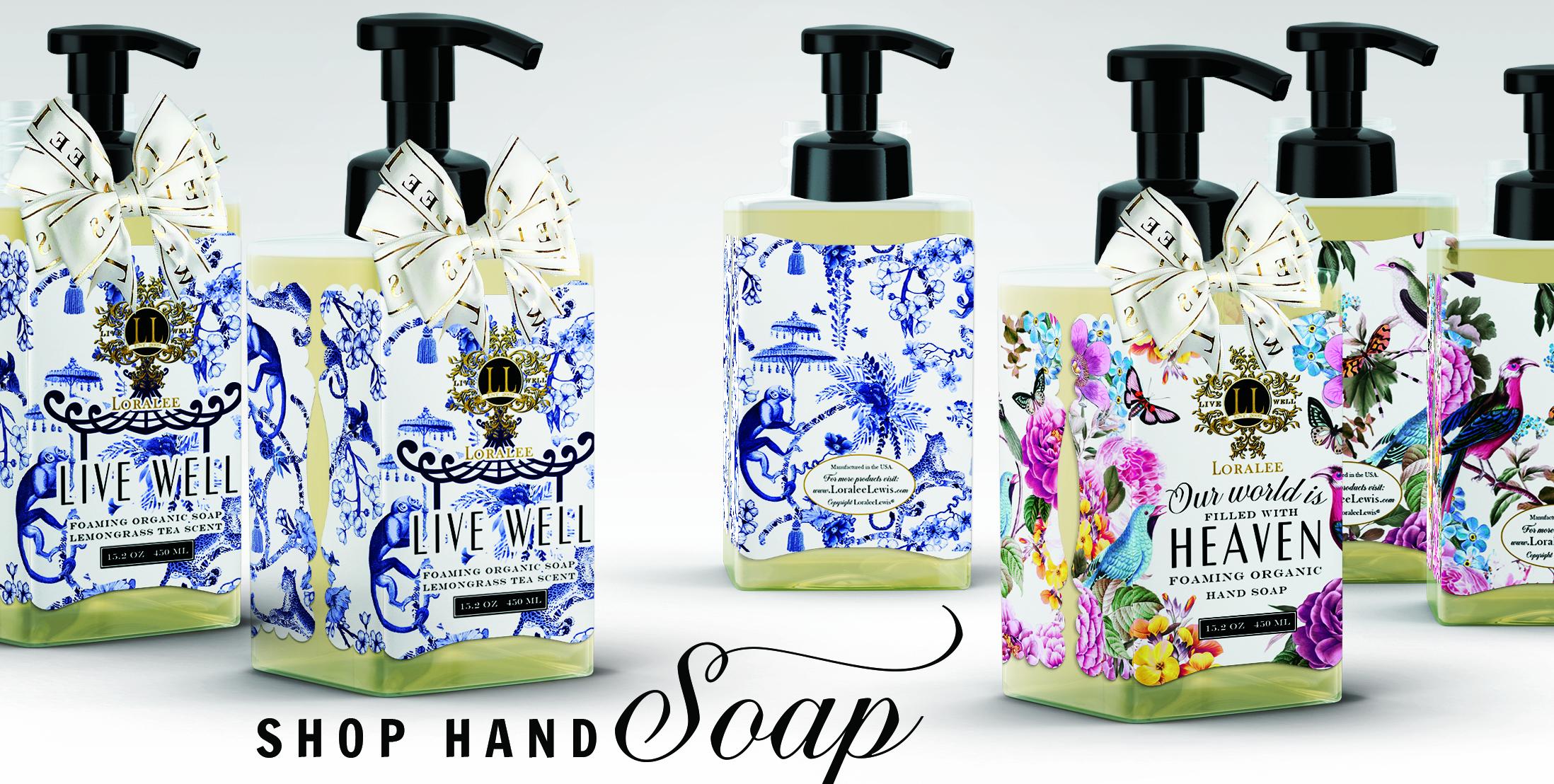 Shop Hand Soap