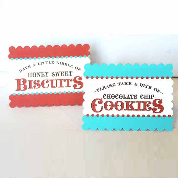 Teddy Bear Picnic Buffet Amp Party Signs